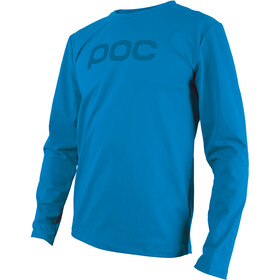 POC Essential Enduro Jersey Men furfural blue